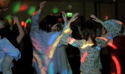Wedding disco hilton hotel newbury berkshire